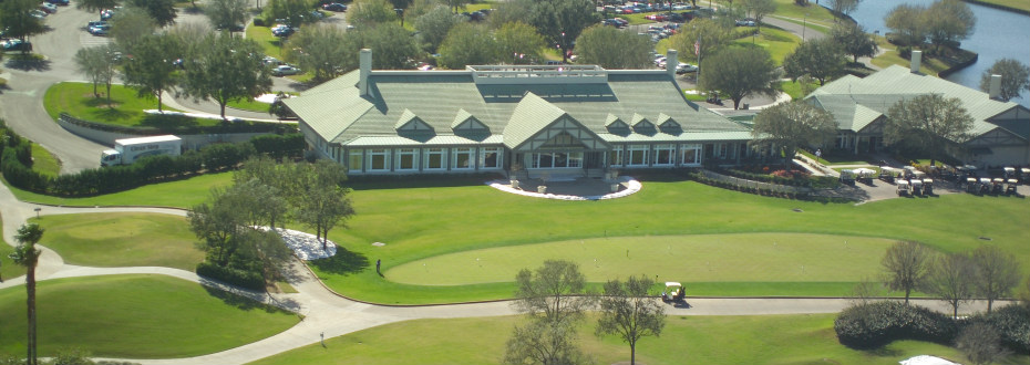 Laurel Oak Clubhouse
